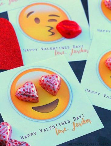 Ideas To Make Kids Valentines For School Weber Sentinel News