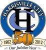 Harrisville City Logo